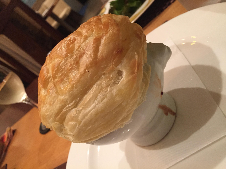 木の子のスープ