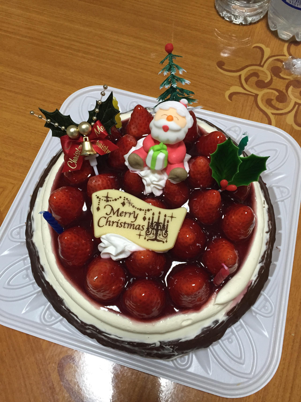 あんでる船 イチゴタルト クリスマスケーキ
