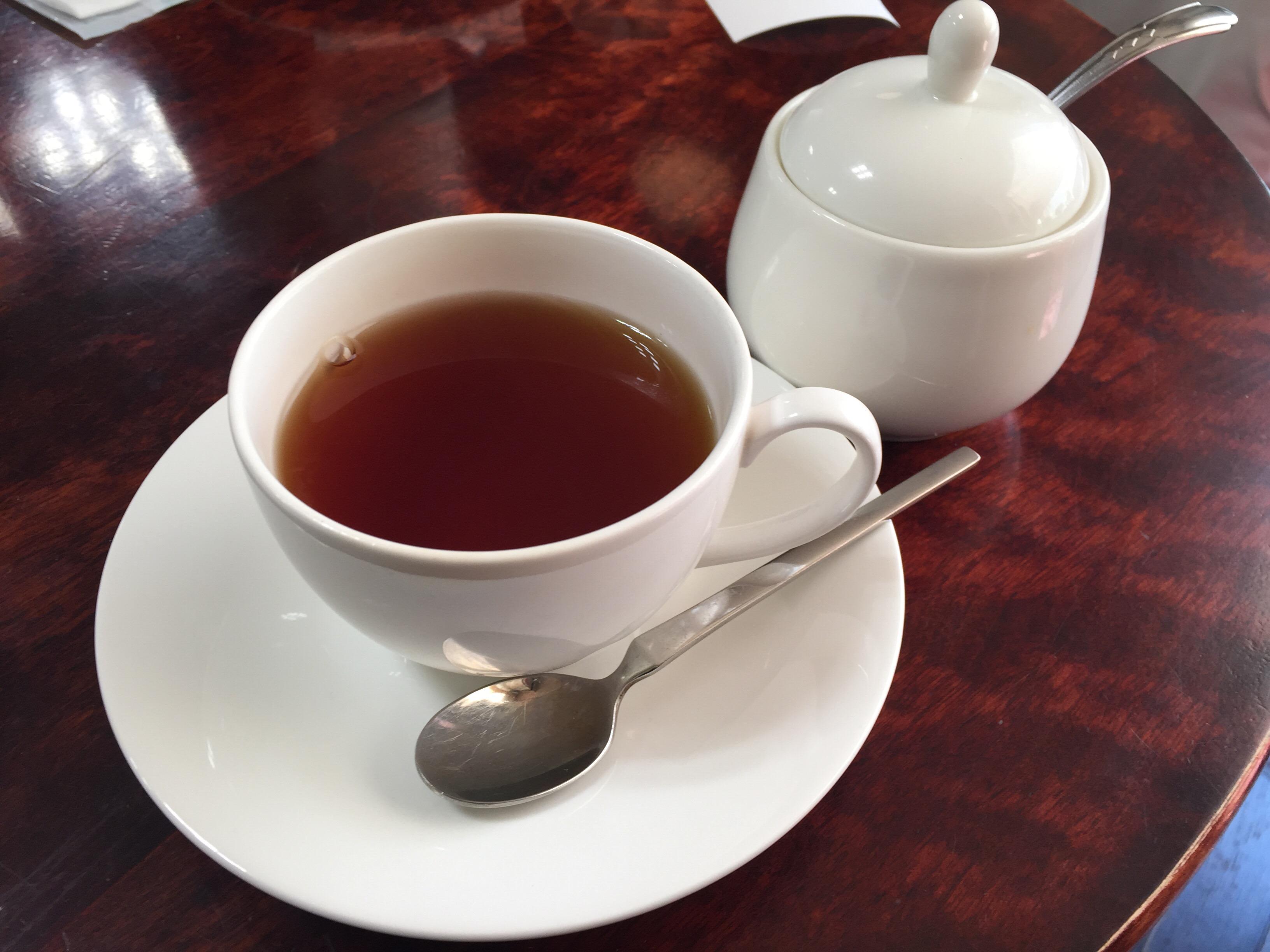 らくがき 紅茶アールグレイ