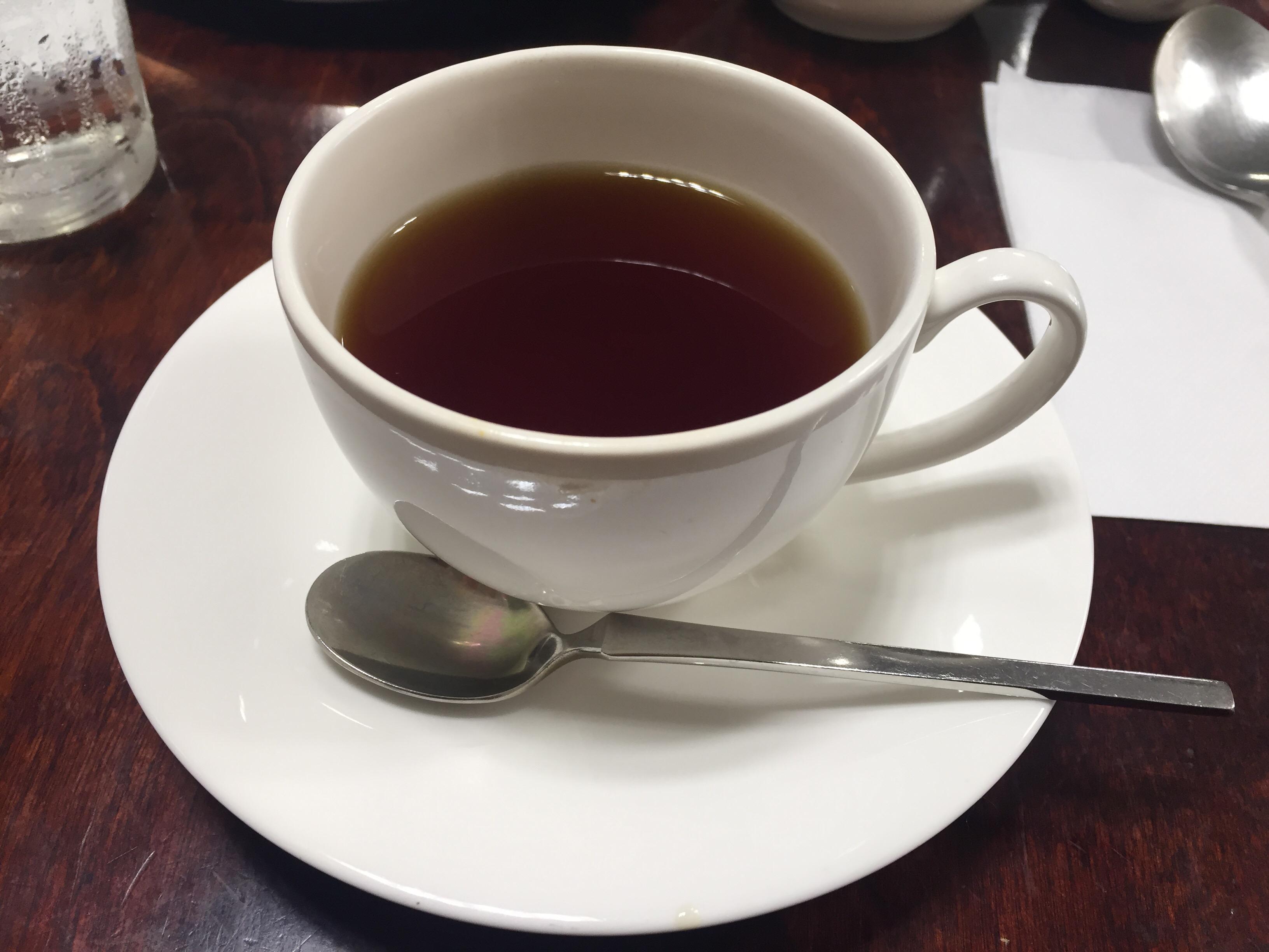喫茶 らくがき 紅茶