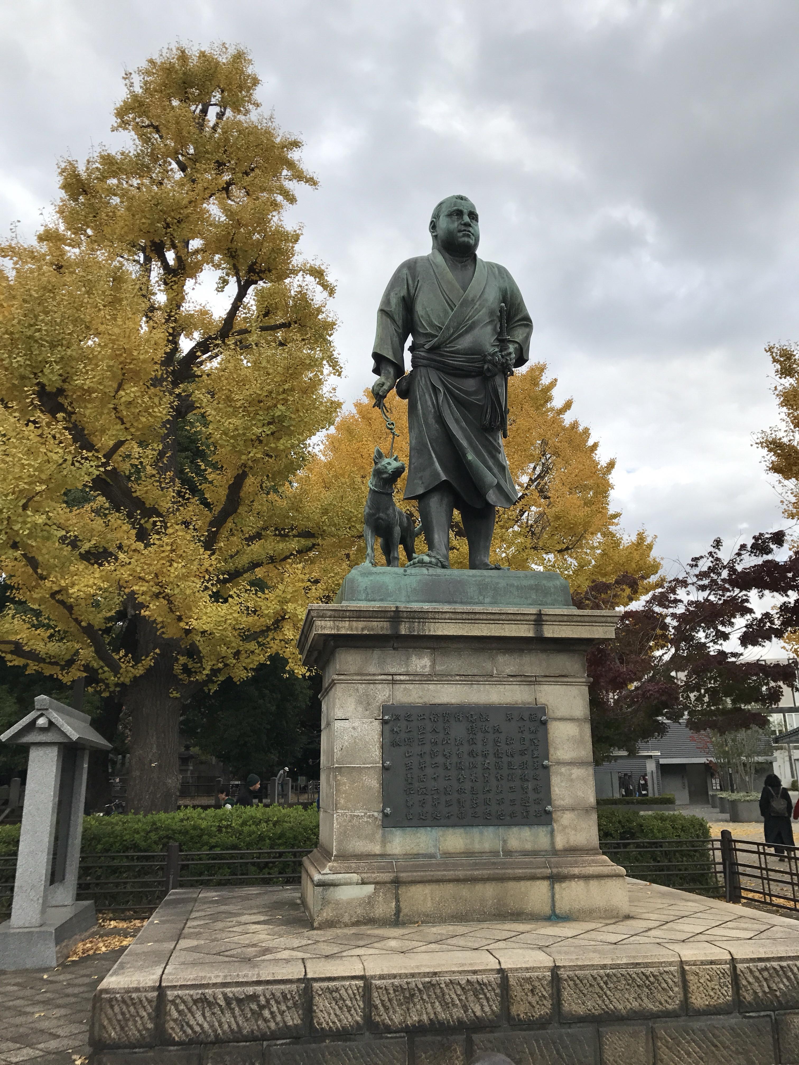 東京上野公園散策