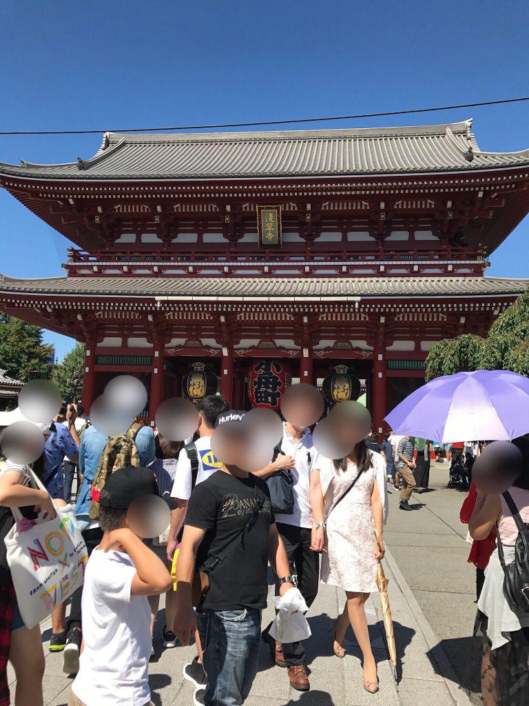東京 浅草寺