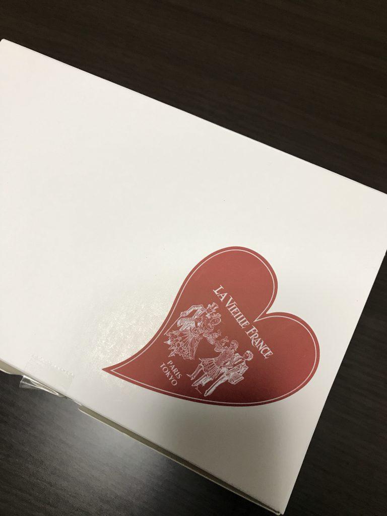 バレンタインシール